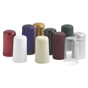 Capisoane termocontractibile PVC