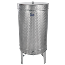 Recipient / cisterna inox DISTILATE 300 L