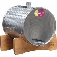 Butoi / cisterna inox cu dop 25 L