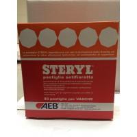 Steryl Fusti - pastile antifloare