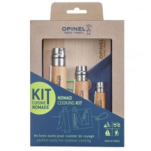 Pachet Opinel: 3 cutite pentru Picnic OP002177