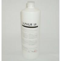 Sulphur 18 - dioxid de sulf